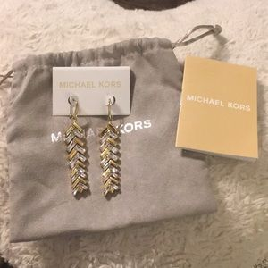 NWT Michael Kors Earrings